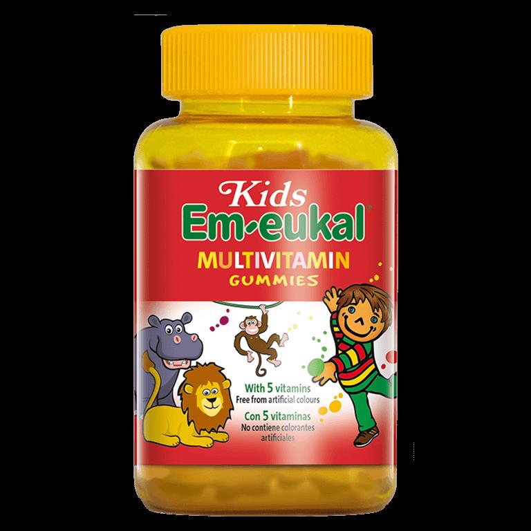 Kids Em-eukal Gummies