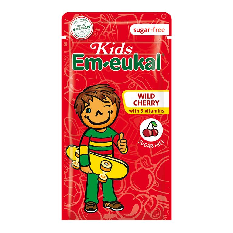 Kids Em-eukal® Cough drops