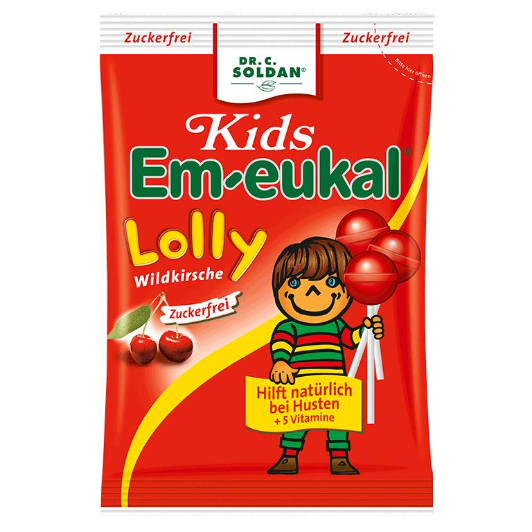 Kids Em-eukal® Lollys