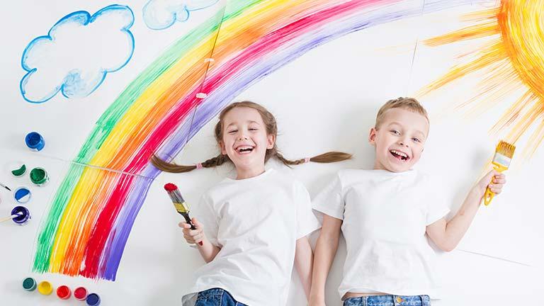 Aktion Malwettbewerb Kinder-Em-eukal