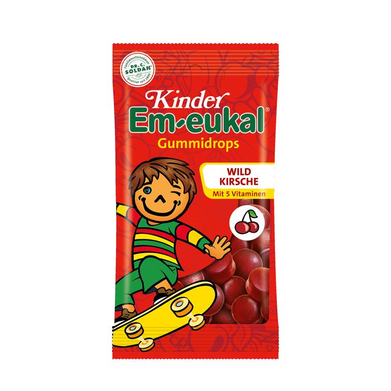 Kinder-Em-eukal Gummidrops